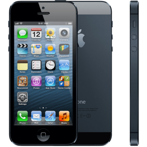 """אייפון 5S עם נפח אחסון 16GB עם מסך 4.0 פתוח לכל הרשתות,אחריות היבואן הרשמי,מעבד חזק A7,חיישן טביעת אצבע מובנה,שיחות וידאו מחיר -1990 ש""""ח"""